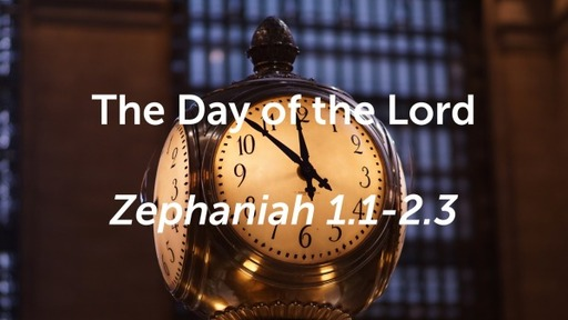 Zephaniah & Repentance