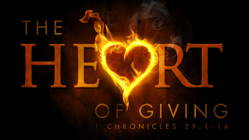 The Heart of Giving