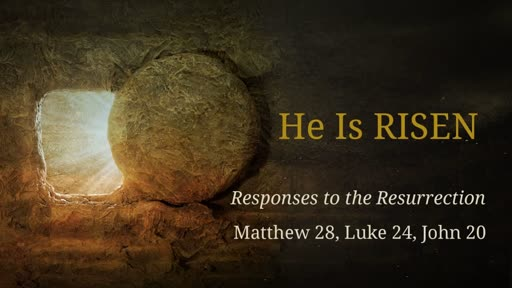 A Response to the Resurrection