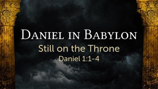 Daniel in Babylon