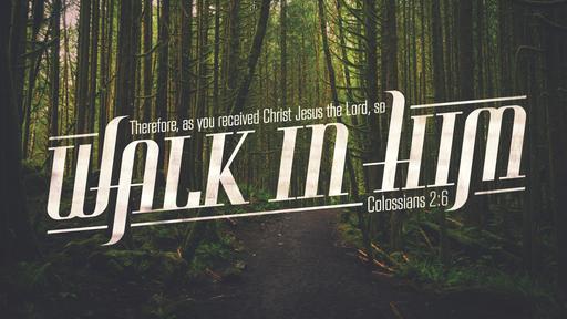 Colossains 2:1-7