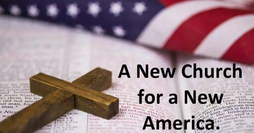 A New Church for A New America