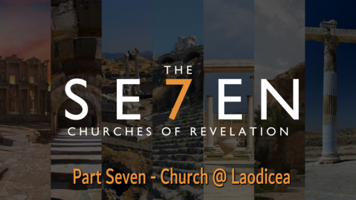 The Church at Laodicea, Sunday January 3, 2021