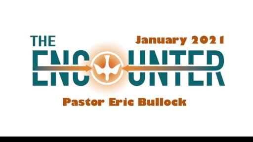 Guest Teacher: Eric Bullock
