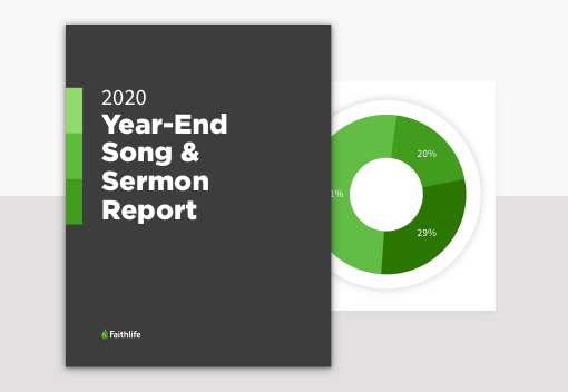 Top Sermons & Songs of 2020