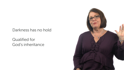 We Share Christ's Inheritance