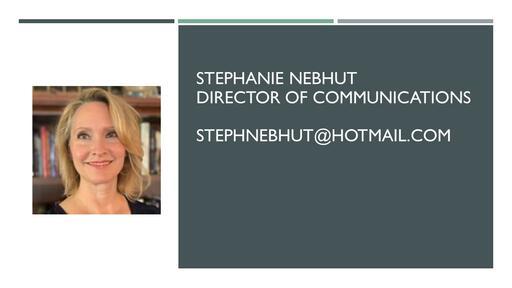 Staff Powerpoint Stephanie
