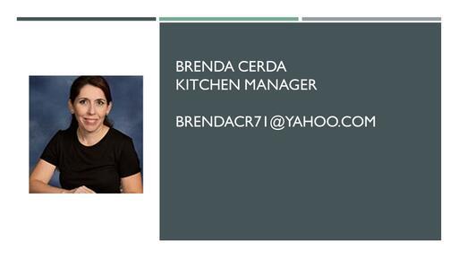 Staff Powerpoint Brenda