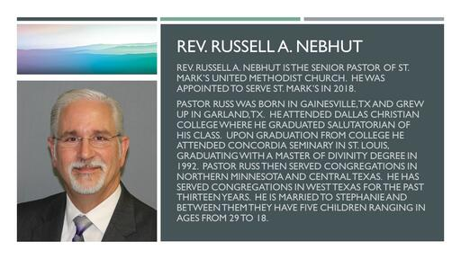 Staff Powerpoint Pastor