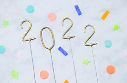 2022 Sparkler Candles with Confetti  image 6