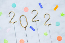 2022 Sparkler Candles with Confetti  image 10