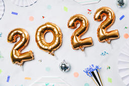 2022 New Year's Party Supplies  image 4