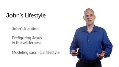 John the Baptist: Lifestyle (Matt 3:1–6)