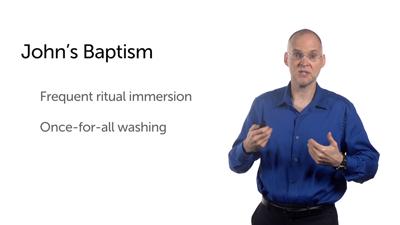 John the Baptist: Mission (Matt 3:1–12)