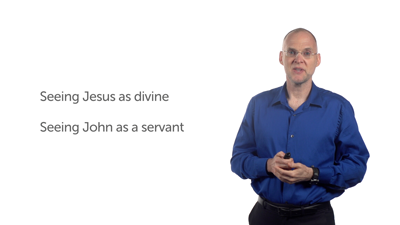 Jesus' Baptism and Divinity (Matt 3:13–17)