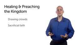 Healing and Popularity (Matt 4:23–25)
