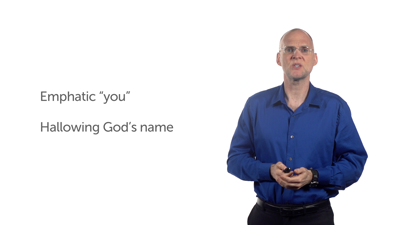 The Kingdom Prayer: Part 1 (Matt 6:9–10)