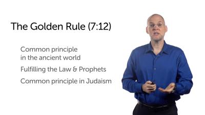 Judging and the Golden Rule (Matt 7:1–12)