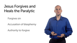 Jesus' Authority to Forgive Sins (Matt 9:1–8)