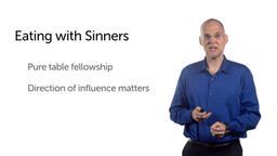 Sinners Need a Physician (Matt 9:9–13)
