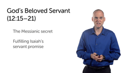 Lord of the Sabbath, Servant of God (Matt 12:1–21)