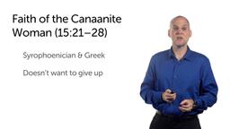 Bread and Leaven (Matt 15:10–16:12)