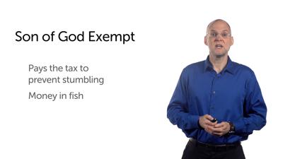 Tax Miracle (Matt 17:24–27)