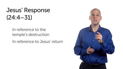 Temple Destruction Foretold (Matt 24:1–51)