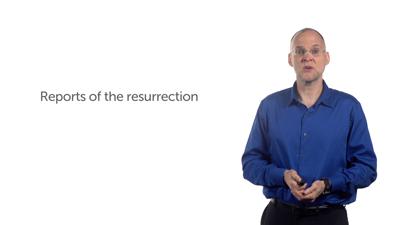 Jesus' Resurrection (Matt 28:1–14)