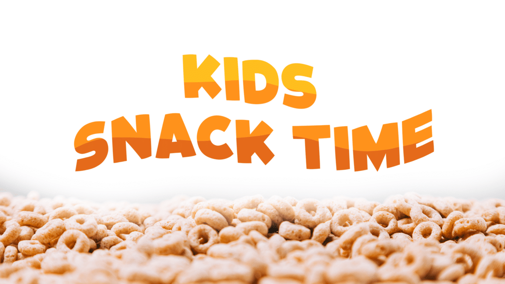 Kids Snack Time large preview