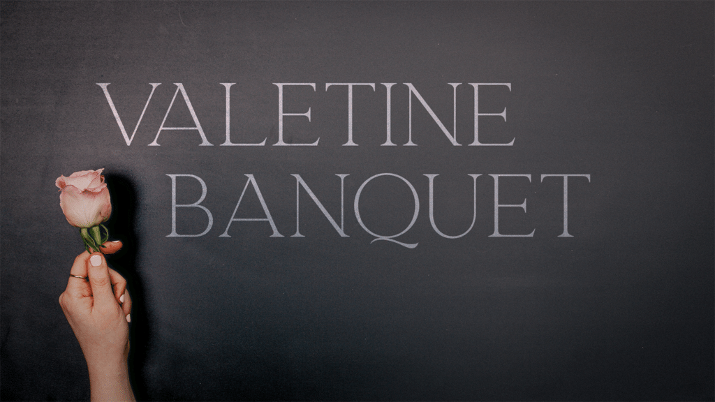 Valetine Banquet large preview