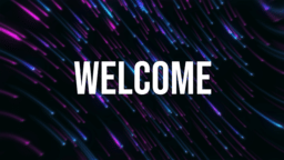 Purple Meteor Showers  PowerPoint image 1