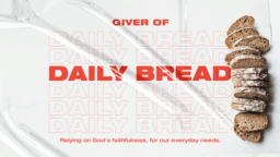 Giver of Daily Bread  PowerPoint image 1