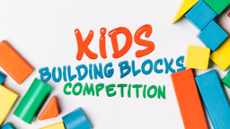Kids Building Blocks Competiton  PowerPoint image 1