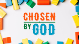 Chosen By God  PowerPoint image 1