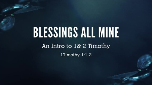 1&2 Timothy