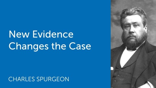 New Evidence Changes the Case