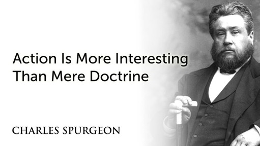 Action Is More Interesting Than Mere Doctrine