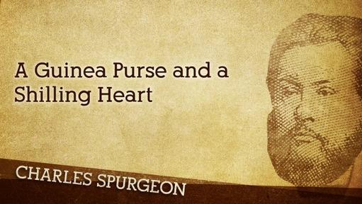 A Guinea Purse and a Shilling Heart