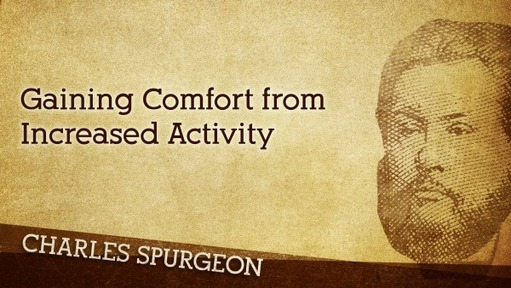 Gaining Comfort from Increased Activity