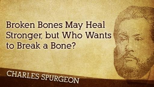 Broken Bones May Heal Stronger, but Who Wants to Break a Bone?
