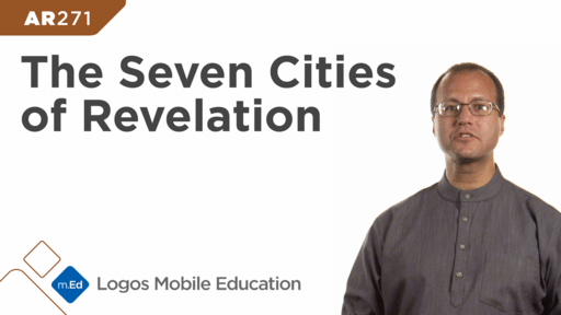 AR271 The Seven Cities of Revelation
