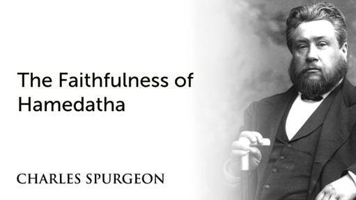 The Faithfulness of Hamedatha