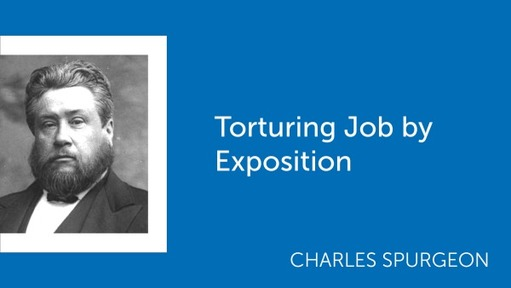 Torturing Job by Exposition
