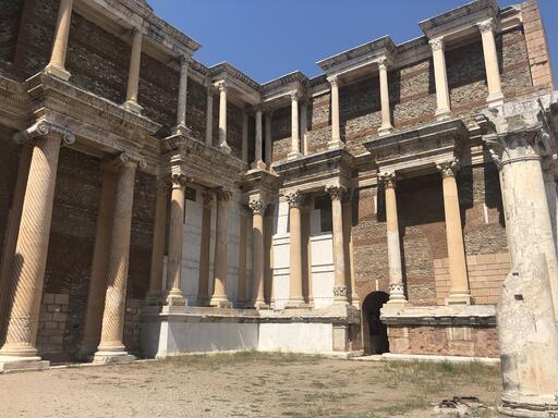 Sardis, the Dead Church
