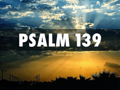God's Presence is everywhere!