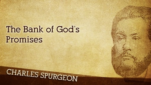 The Bank of God's Promises