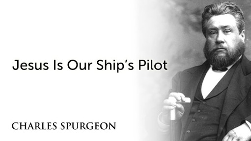 Jesus Is Our Ship's Pilot
