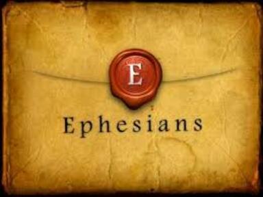 """Spiritual Warfare""   Ephesians 6:10–20"