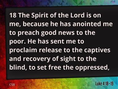 The Promised Messiah Week 21